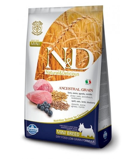 N&D ANCESTRAL DOG Adult Mini, 800 gr.
