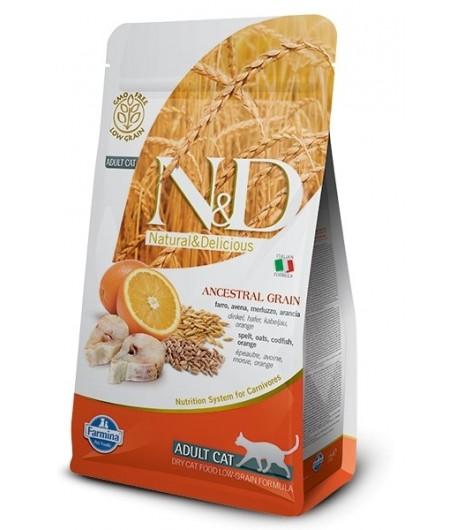 N&D ANCESTRAL CAT ADULT 1,5 Kg.