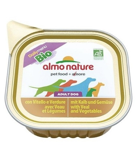Almo Nature Dog Daily Menu BIO 300 gr.