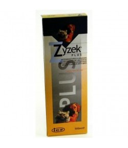 ICF Zyzek Plus Spry Antiparassitario 500 ml.