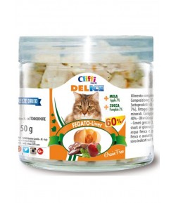 Cliffi,DELICE Snack Freeze Dried CAT