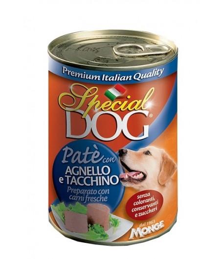 Monge Special Dog Pate 400 gr.
