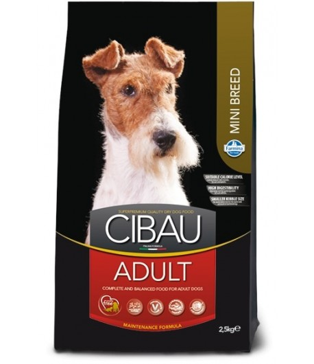 Cibau, Adult Mini