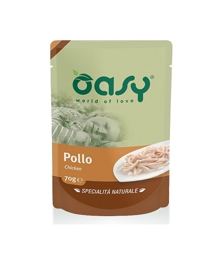 OASY Naturale in busta 70 gr.