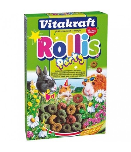 Vitakraft, Rollis Party