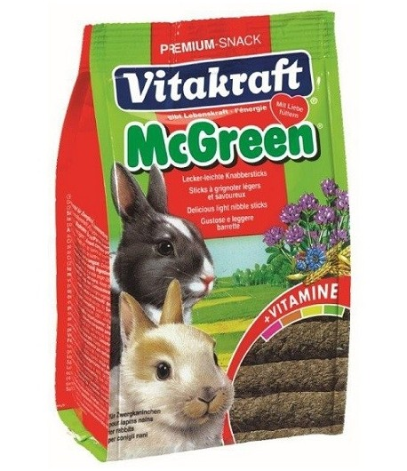 Vitakraft, McGreen