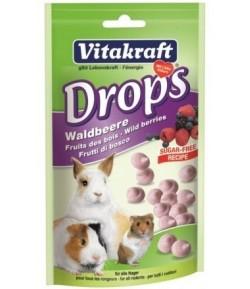 Vitakraft, Drops con Yogurt ai Frutti di Bosco