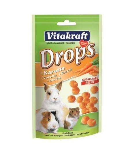 Vitakraft, Drops con Carote Senza Zucchero