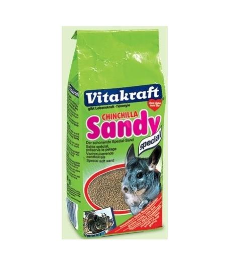 Vitakraft, Sandy Sabbia per Cincilla