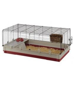 Ferplast, Gabbia per Conigli e Porcellini d'India KROLIC