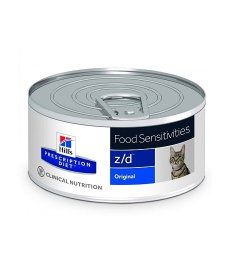 Hill's Prescription Diet Z/D feline 156 gr.