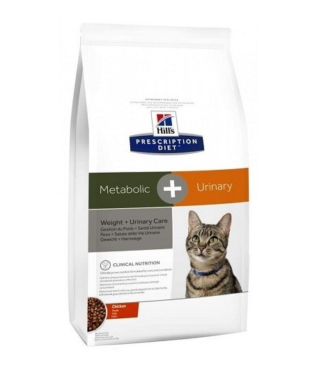 Hill's Prescription Diet Feline Metabolic+Urinary