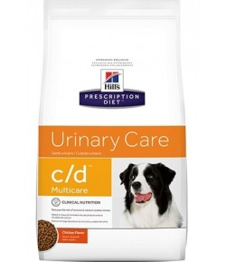 Hill's Prescription Diet-C/D Canine