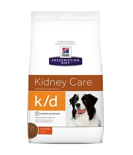 Hill's Prescription Diet-K/D Canine
