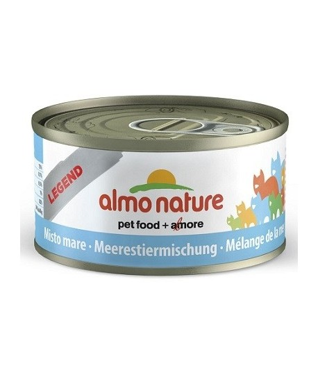 Almo Nature Cat Legend (PESCE) 70 gr.