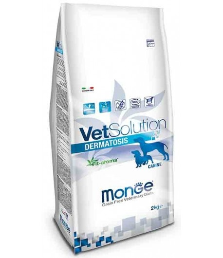 Monge Vetsolution Dog Dermatosis