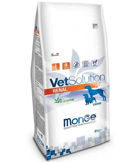Monge Vetsolution Dog Renal