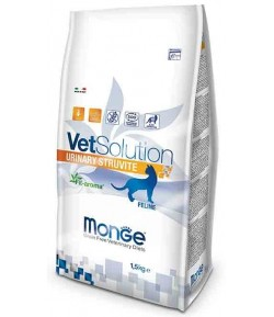 Monge Vetsolution Cat Urinary Struvite