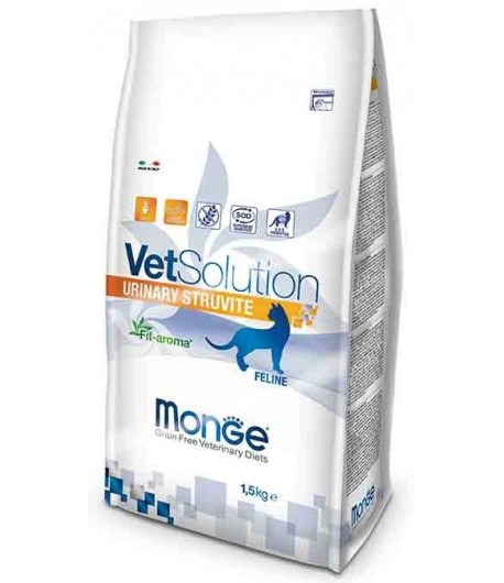 Monge Vetsolution Cat Urinary Struvite