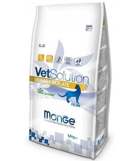Monge Vetsolution Cat Urinary Oxalate