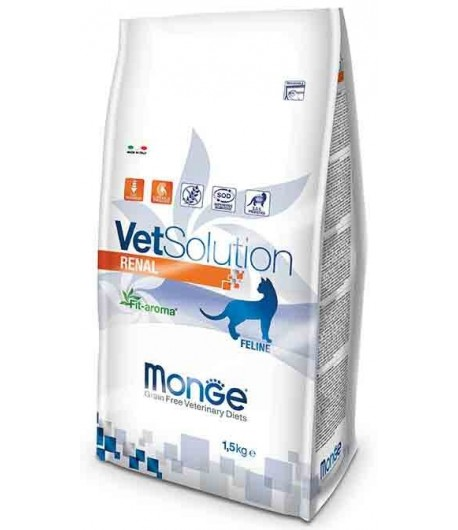 Monge Vetsolution Cat Renal