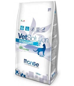 Monge Vetsolution Cat Dermatosis