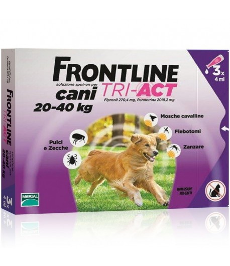 Frontline TRI ACT 20-40 KG.