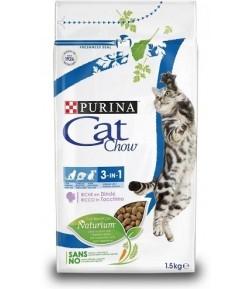 TONUS CAT CHOW 3IN1
