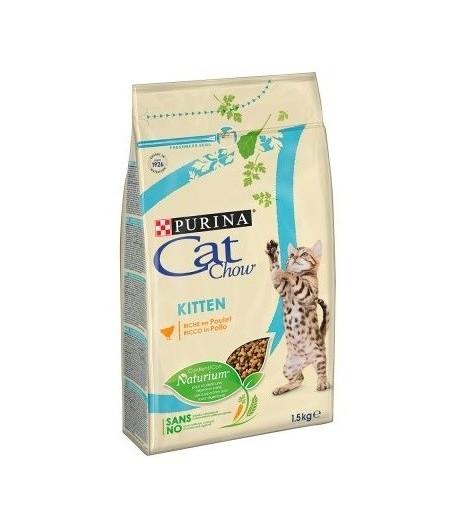 TONUS CAT CHOW KITTEN
