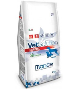 Monge Vetsolution Dog Cardiac