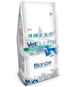 Monge Vetsolution Dog Diabetic