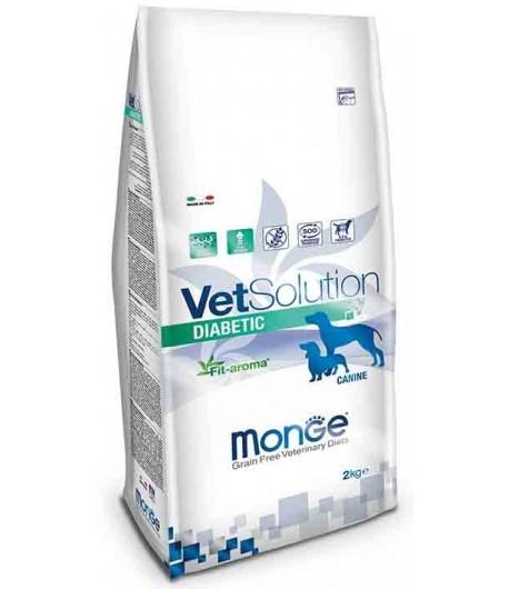 Monge Vetsolution Dog Diabetic