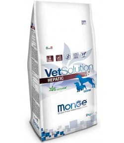 Monge Vetsolution Dog Hepatic