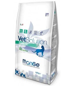 Monge Vetsolution Cat Diabetic