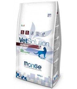 Monge Vetsolution Cat Hepatic