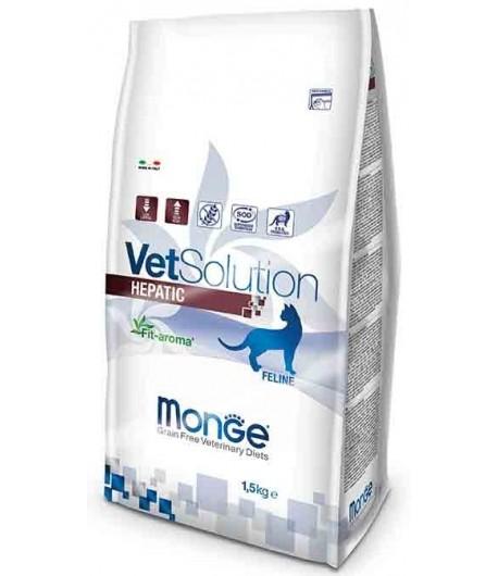 Monge Vetsolution Cat Hepatic