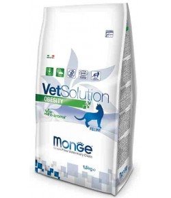 Monge Vetsolution Cat Obesity