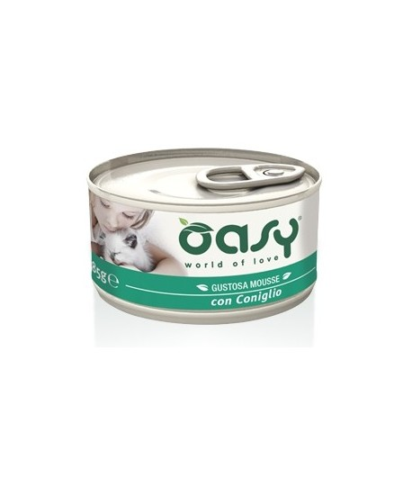 OASY Mousse 85 gr.