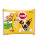 Pedigree in busta Multipack 4 x 100 gr.