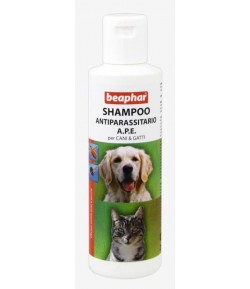 Beaphar FIPROTEC Shampoo Antiparassitario A.P.E.