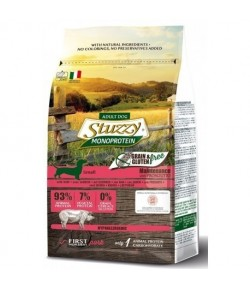 Stuzzy Dog Grain Free Monoprotein Adult Small Prosciutto