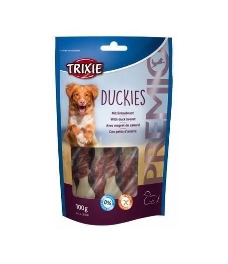 Trixie Duckies Ossicini con Anatra 100 gr.