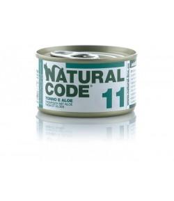 Natural Code Cat Adult 85 gr. in Brodo
