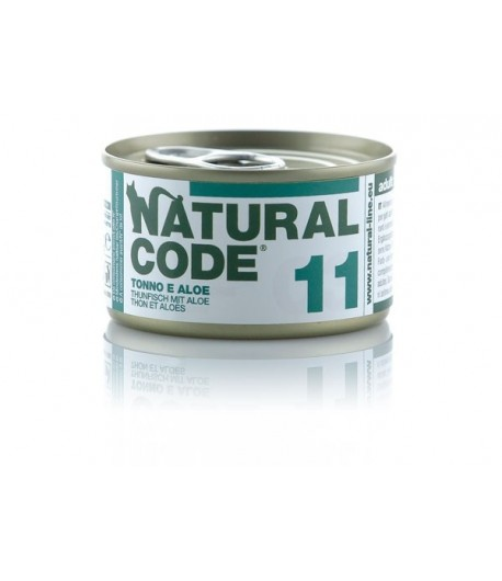 Natural Code Cat Adult 85 gr. in Brodo