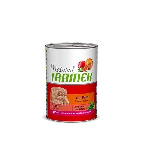 Trainer Natural Dog M/M Puppy & Junior 400 gr.