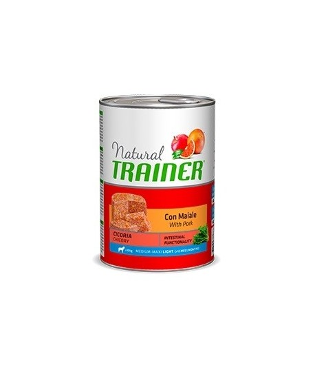 Trainer Natural Dog Medium Maxi Light 400 gr.