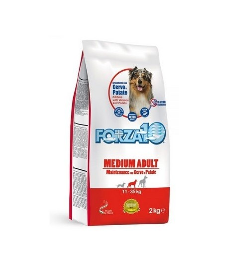 Forza 10 Maintenance MEDIUM Adut con Cervo e Patate