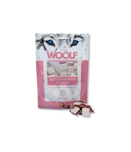 Woolf, Sandwich morbido Anatra e Merluzzo