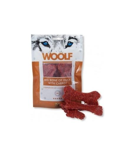 Woolf, Osso Grande Anatra e Carote