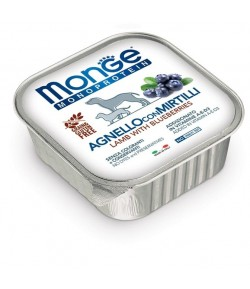 Monge DOG Monoproteico Fruit 150 gr.